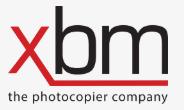 xbm printers logo