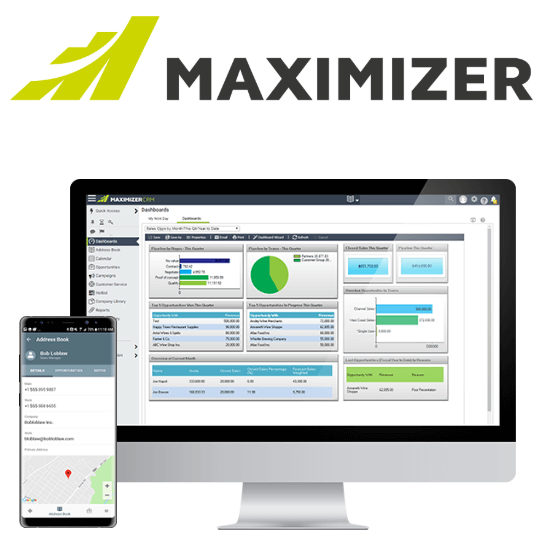 maximizer crm reviews