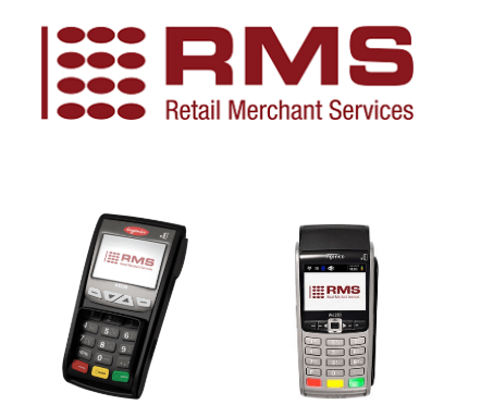 rms card machines