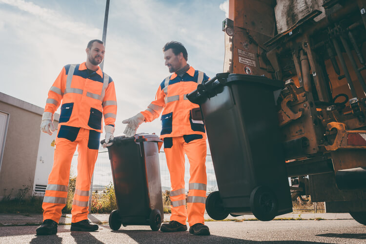 Commercial waste collection costs uk