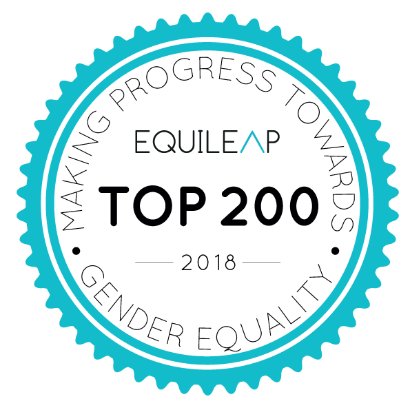 equileap top 200 gender equality 2018