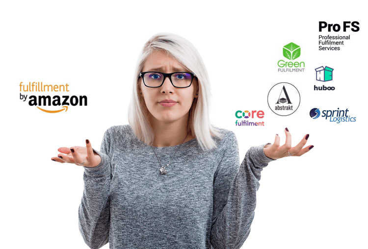 alternatives to Amazon FBA