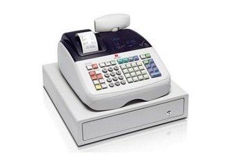 caisse enregistreuse Olivetti ECR 8100