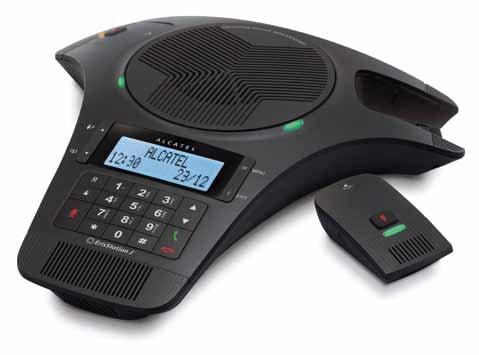 pieuvre téléphonique Alcatel Conference 1500