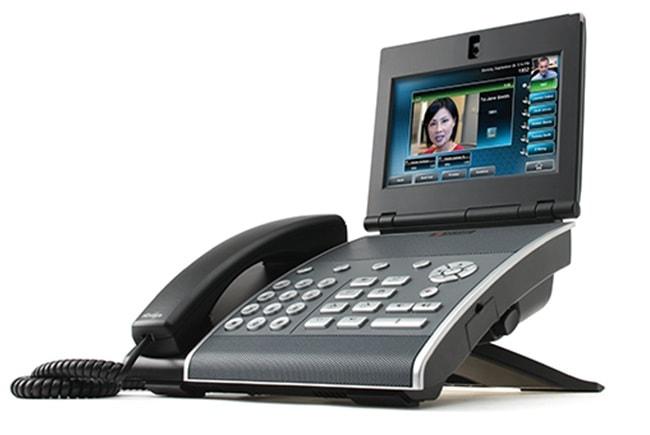 téléphone conférence Polycom VVX 1500 ip