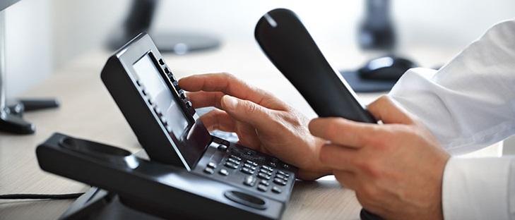 standard téléphonique entreprise