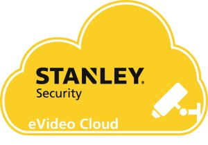 stanley security eVideo cloud