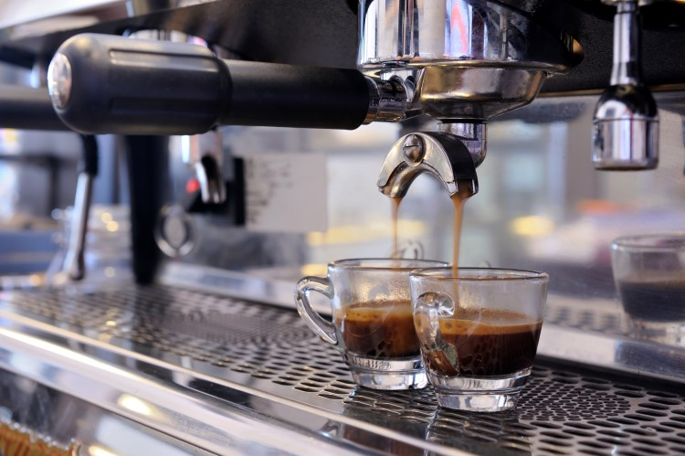 how to install a commercial coffee machine
