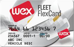 wex flex card
