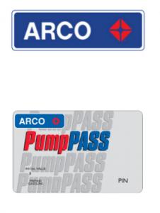 arco fuel card