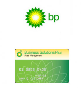 bp fuel card
