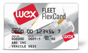 wex fleet flex card