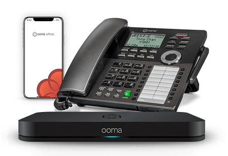 ooma phone system
