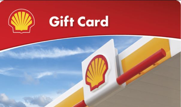 shell refillable card