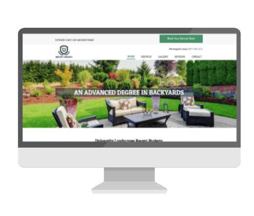 hibu web design canada