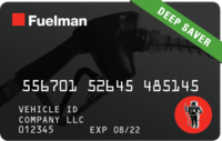 fuelman deep saver fleet card