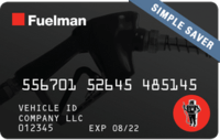 fuelman simple saver fleet card
