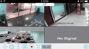 Application camera de surveillance Smartwares
