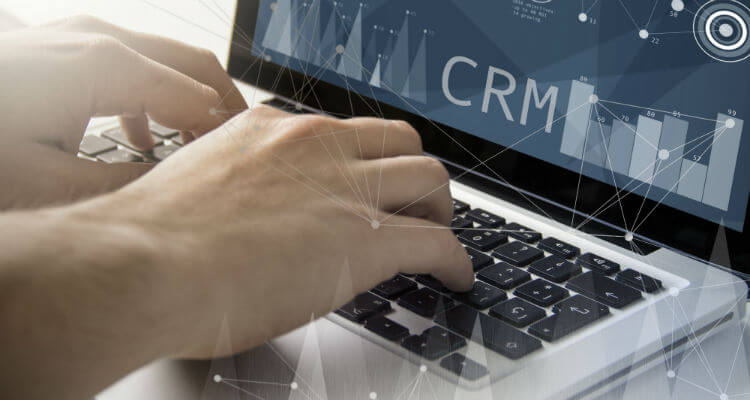 CRM for sales team