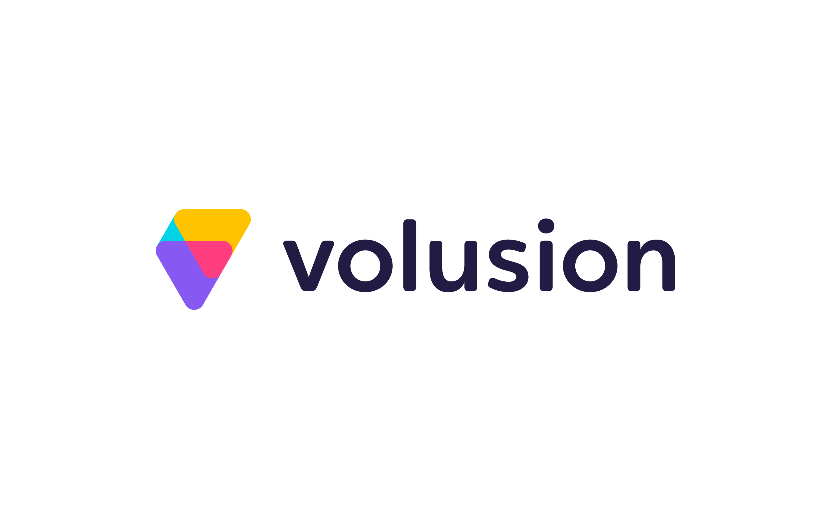 Volusion company logo