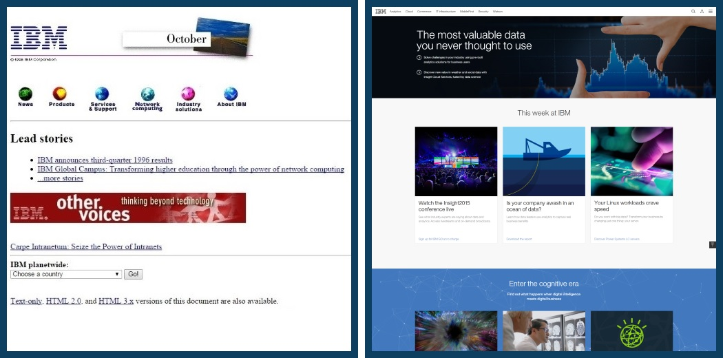 IBM website