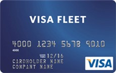 Visa Fleet Card