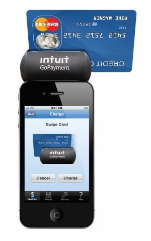 Intuit GoPayment Card Reader