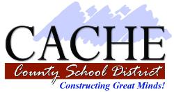 Cache County School District logo