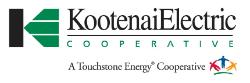 Kootenai Electric Cooperative logo