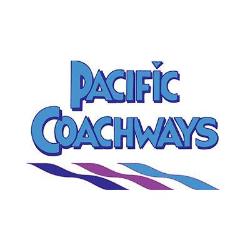 Pacifc Coachways logo