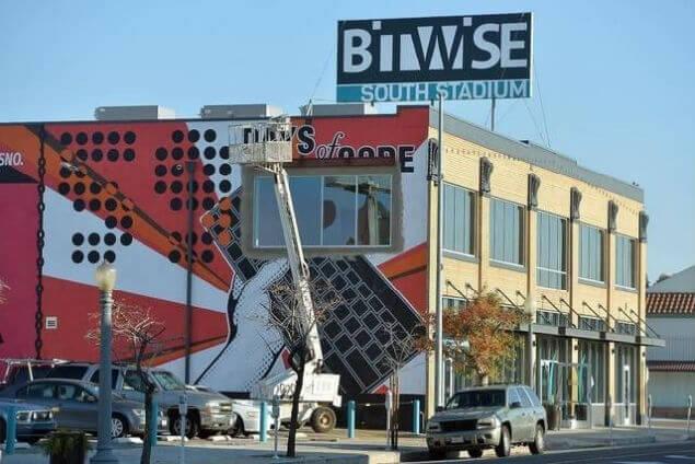 Bitwise South Stadium in Fresno