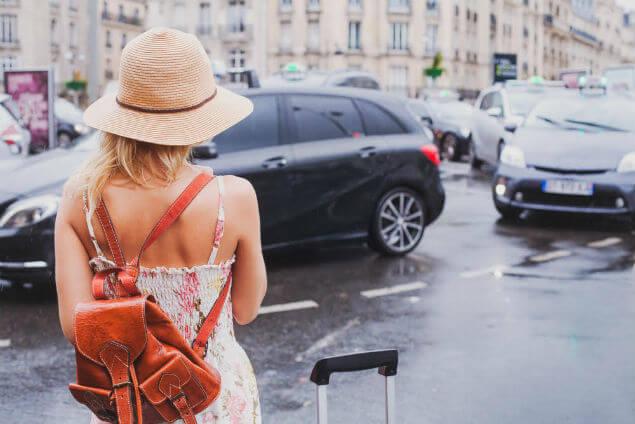 Chasyr ridesharing startup