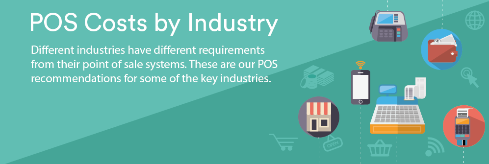 POS System Costs by Industry