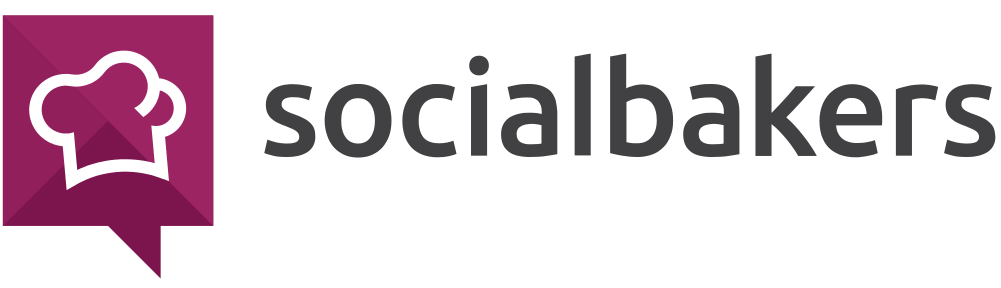 Socialbakers social media management company logo