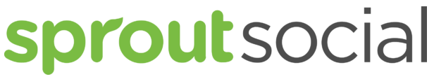 Sprout Social social media management company logo