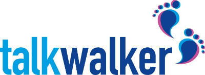 Talkwalker social media management company logo