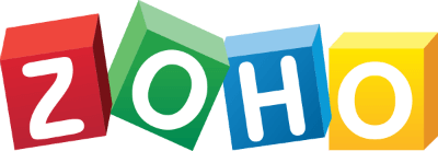Zoho social media management company logo