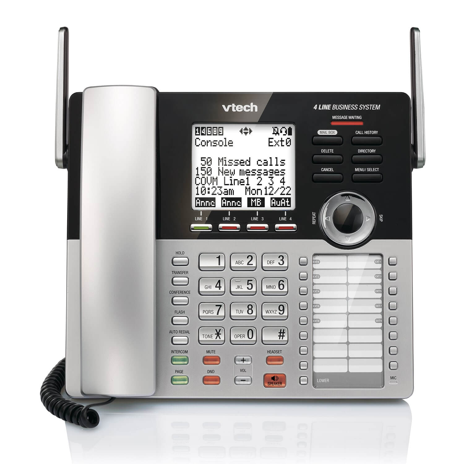 VTech Multi-line Desk Phone