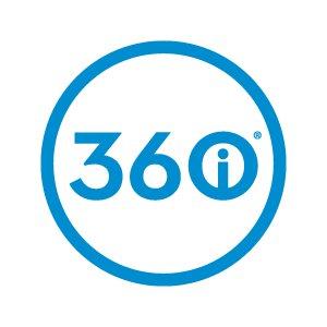 360i web design company logo