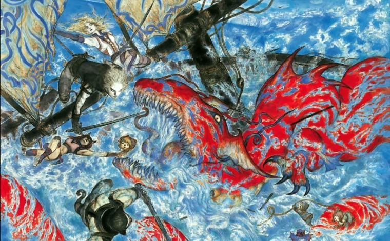 Final Fantasy XI - Illustration