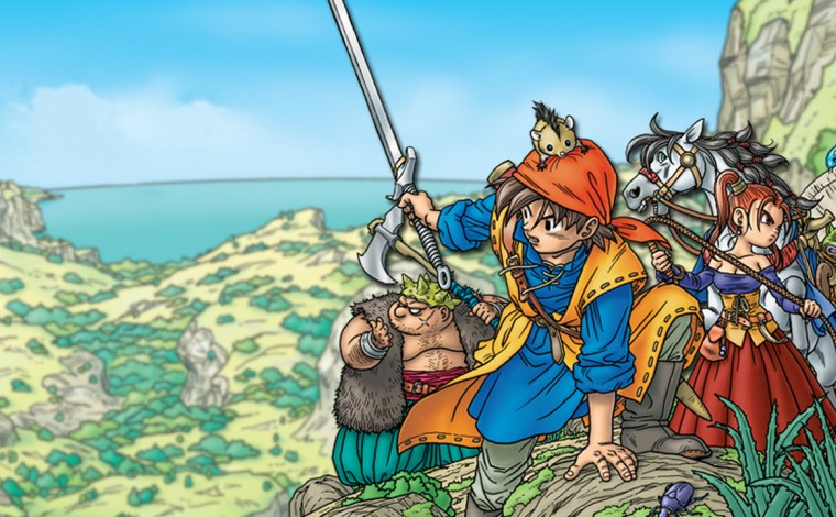Dragon Quest VIII - Artwork