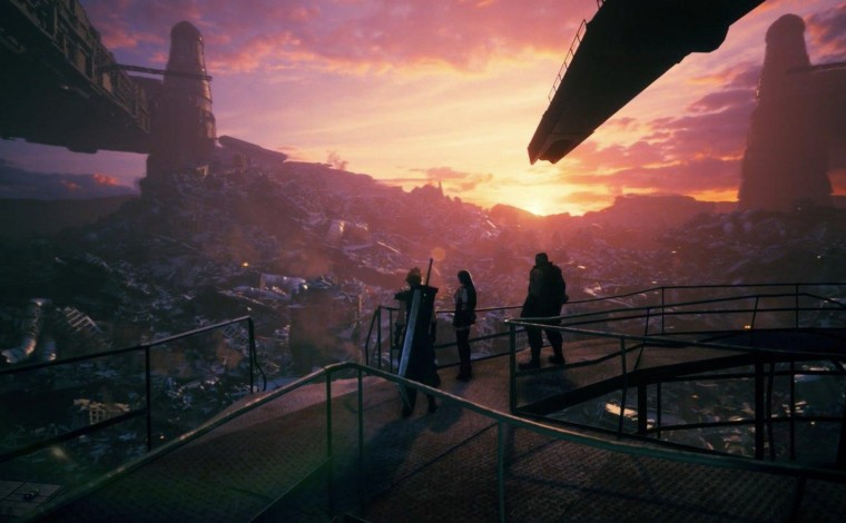 Final Fantasy VII Remake - Trailer TGS 2019
