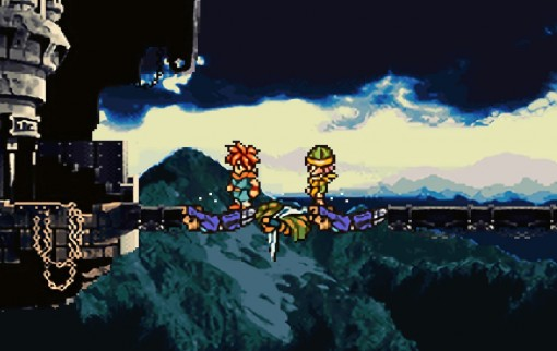 Chrono Trigger patché sur Steam