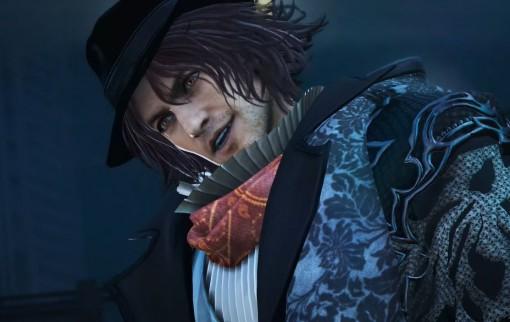 Ardyn arrive dans Dissidia: Final Fantasy