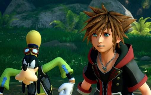 Kingdom Hearts III : le monde de Raiponce