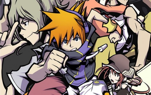 The World Ends With You sortira cette année sur Nintendo Switch