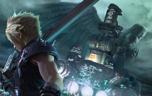 Final Fantasy VII Remake : illustration de la cérémonie des 30 ans de Final Fantasy