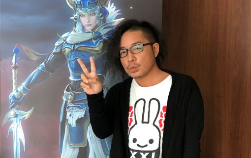 Interview d'Ichiro Hazama, producteur de Dissidia: Final Fantasy NT