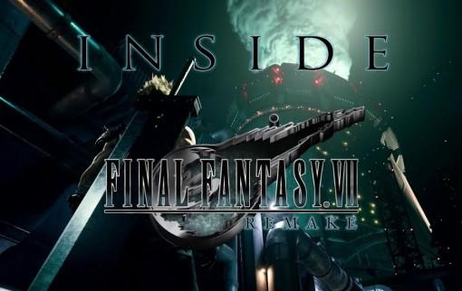Inside Final Fantasy VII Remake