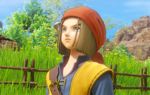Dragon Quest XI : un costume pour rendre hommage à Dragon Quest VIII